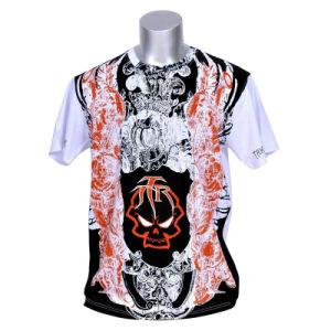 Fashion Design Good Quality Sublimation Print T-Shirt pictures & photos