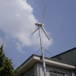 5000W Wind Turbine Generator System for Rooftop