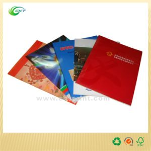 Custom Printing Brochure in China with Sewing Binding (CKT-BK-295)