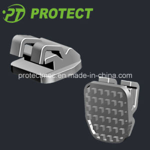 Protectiii Lingual Bracket with Self-Ligating System
