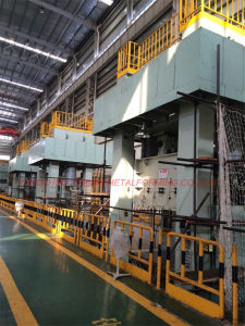1600t Four Point Single Action Eccentric Press with ISO9001