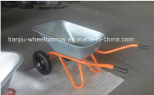 Wheel Barrow, Galvanize Wheel Barrow Wb6418s pictures & photos