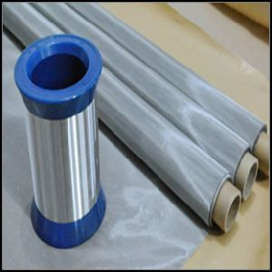 120 200 325 400 500 Mesh 304, 316 Stainless Steel Woven Filter Wire Mesh pictures & photos