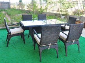 Hot Item Rattan Dining Set
