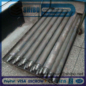 Forged Molybdenum Rod, Moly Bar Used in Vacuum Equipment pictures & photos