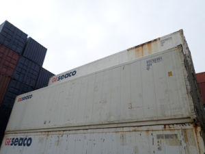 Cheap Second Hand 40hc Refrigerated Container pictures & photos