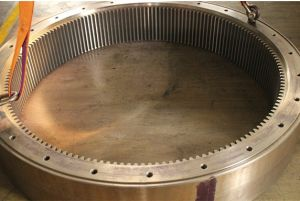 Forging Steel External/Internal/Inner Ring Gears pictures & photos
