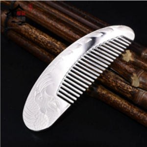 S999 Sterling Silver Comb Gifts pictures & photos