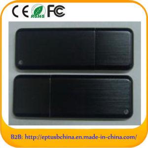 Customized Logo Black Color Metal USB Flash Drive (EM643) pictures & photos