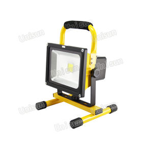 220V 30W Rechargeable Magnetic Wide Flood LED Camping Light pictures & photos