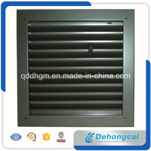 Air Conditioning Waterproof Shutter/Aluminium Louver Security Shutters pictures & photos
