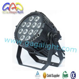 Waterproof 12X15W RGBWA Outdoor LED PAR Light pictures & photos