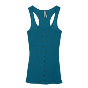 Women Fashion Clothing Round Neck Sleeveless Sports Wear Tank Top pictures & photos