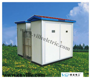 Containerized Power Transformer Mobile Substation pictures & photos