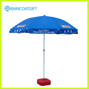 PVC Polyester Outdoor Parasol for Promotion pictures & photos