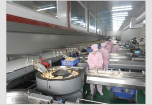 Rice Bar Automatic Flow Wraper Pack Machine pictures & photos