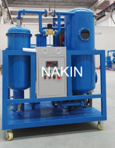 Emulsion Turbine Oil Recycling, Water Separator pictures & photos