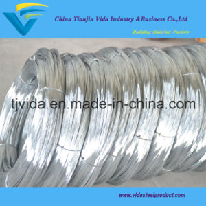 Redrawn Galvanized Wire with Excellet Quality pictures & photos