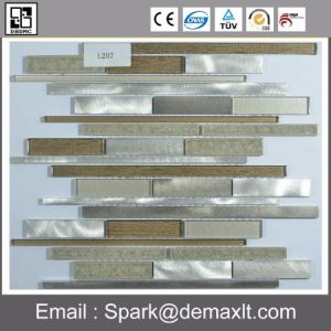 Wall Glass Tile Mosaic for Kitchen, Bathroom, Interior Wall pictures & photos