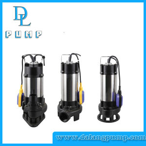 V Series Sewage Submersible Water Pump pictures & photos