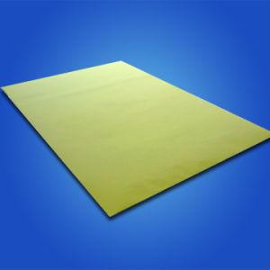 Yellow Fluorescent Sticker Paper