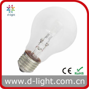 Eco Halogen Bulb A55 18W E27 pictures & photos