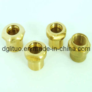 CNC Squer Screws Brass Accessory pictures & photos