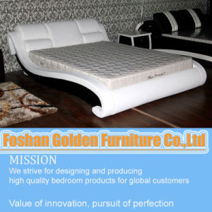 Luxury Leather Bed pictures & photos