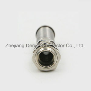NPT1/4-NPT3/4 Direct Manufacturer UL Spiral Metal Cable Gland pictures & photos