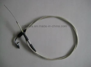 Motorcycle Accrlerator Cable/Motorcycle Throttle Cable pictures & photos
