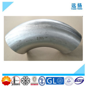 Stainless Steel Butt Welded Pipe Fitting Elbow From China Manufacturer