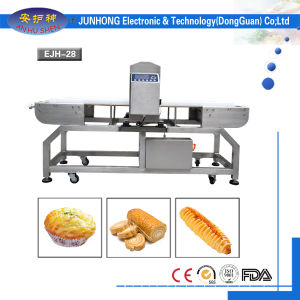 Conveyor Type Food Metal Detector for Cookies Bakery pictures & photos