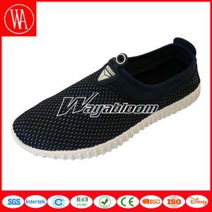 Plain Style Men Breathable Casual Shoes pictures & photos