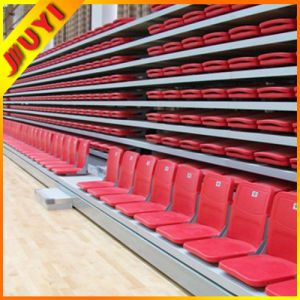 Jy-769 Hockey Movable Indoor China Supplier Games Retractable Wholesale Telescopic Folding Bleachers Seating Stadium Chair pictures & photos