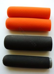 Black Plastisol Caps for Wheelbarrows pictures & photos