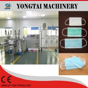 Automatic Disposable Face Mask Ear Loop Making Machine pictures & photos