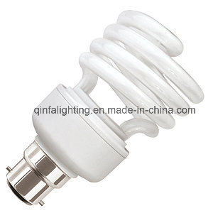 18W T2 Half Spiral Energy Saving Bulb