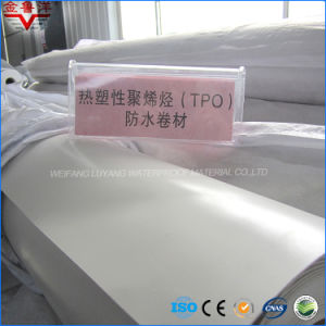 Factory Direct Supply High Quality Thermoplastic Polyolefin (TPO) Waterproof Membrane pictures & photos