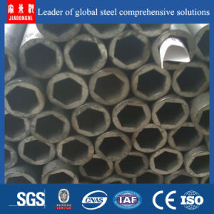 Hexagon Seamless Steel Pipe Tube pictures & photos