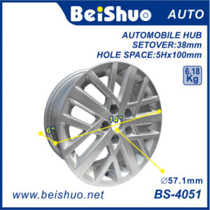 New Design Car Wheels Aluminum Rim Wheel, Motorcycle Parts pictures & photos