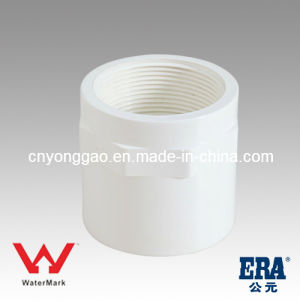 PVC Fittings AS/NZS 1477 Female Adaptor pictures & photos