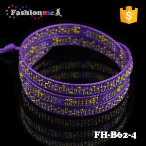 3 Times Miyuki Seed Bead Wrap Bracelets