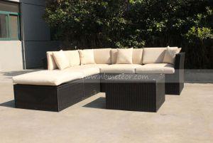 Patio Wicker Outdoor Furniture for 2016 Rattan Garden Sofa Set pictures & photos