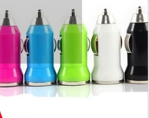 Promotion Product Car Charger as Christmas Gift