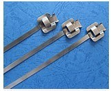 Releasable Stainless Steel Cable Ties, Straps Ss304 316 pictures & photos