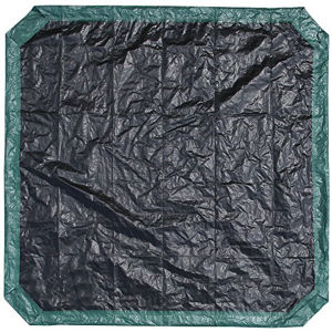 UV Treated Durable Green Yard Tarp for Covering pictures & photos