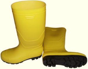 PVC Rainboots (SG-105) pictures & photos