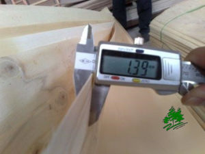 Natural Poplar Veneer for Plywood Core Layers pictures & photos