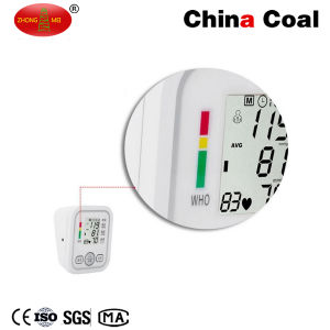 Automatic Touch Screen Digital Bluetooth Blood Pressure Monitor pictures & photos