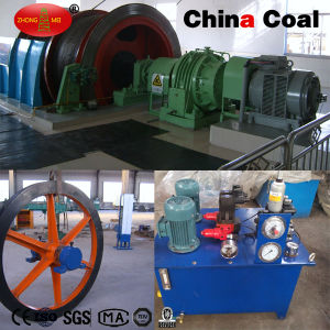 China Coal Jtp- 1.6*1.2p Mining Electric Hoist Winch for Sale pictures & photos